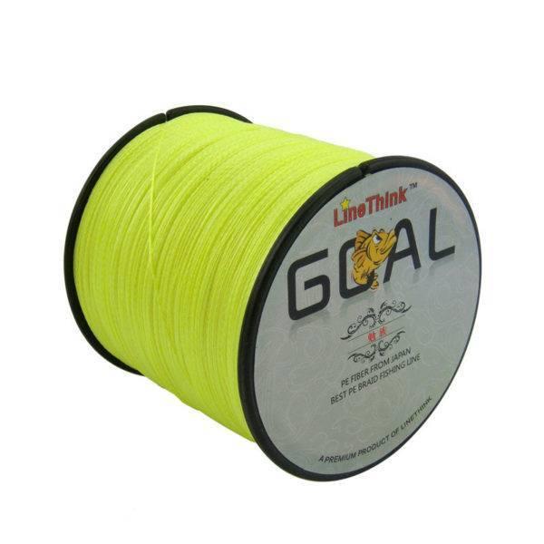 Strong Braided Fishing Lines Fishing Lines cb5feb1b7314637725a2e7: Black|Blue|Dark grey|Green|Multi|Orange|Yellow