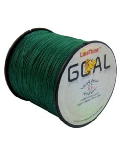 Strong Braided fishing line breaking strains