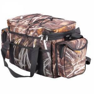 Large Capacity Waterproof Fishing Bag Fishing Bags cb5feb1b7314637725a2e7: Camouflage|Khaki