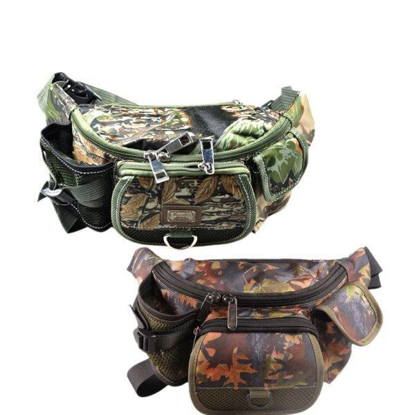 Green Camouflage Fishing Tools Bag fishing bags for lures