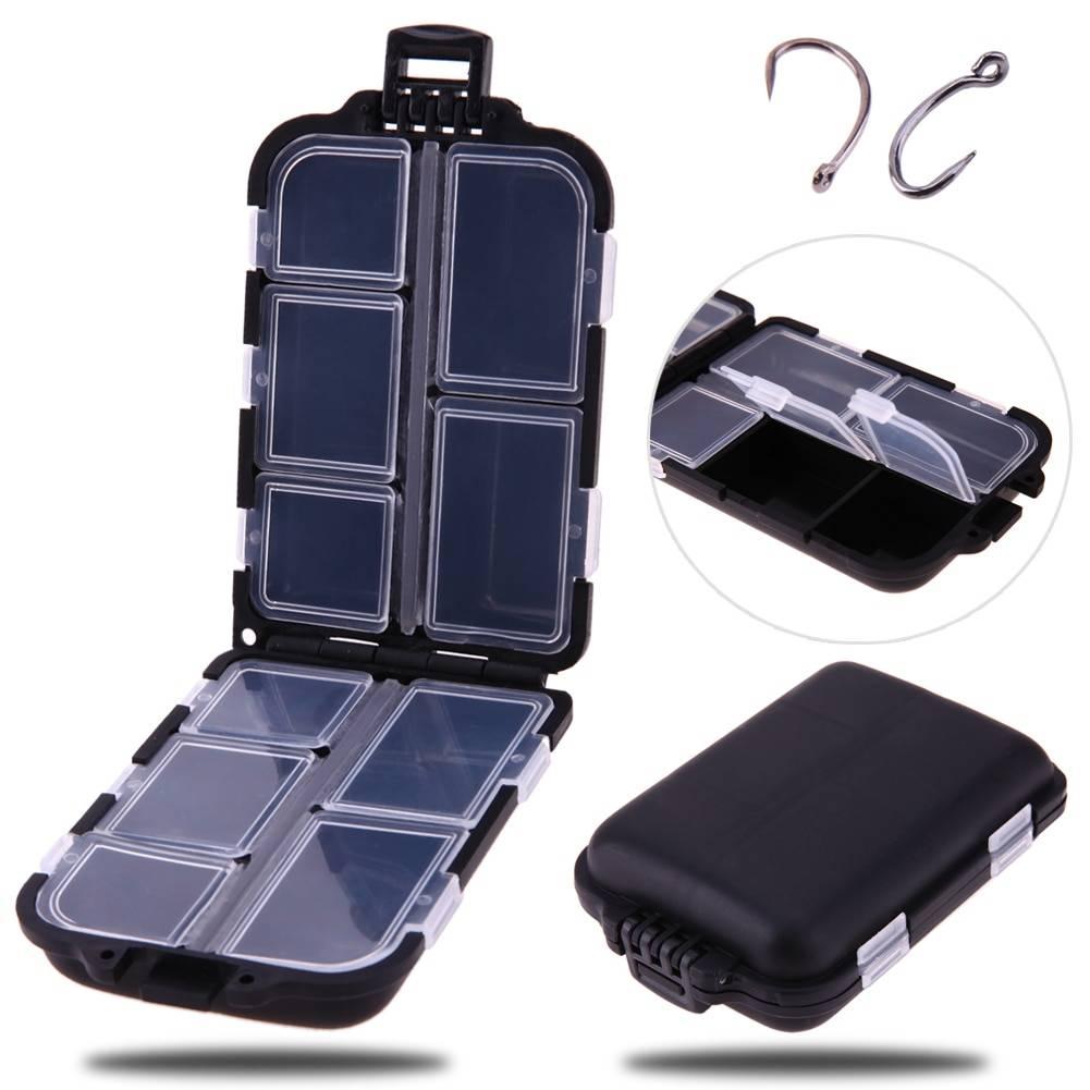 Waterproof Eco-Friendly Plastic Fishing Tackle Box