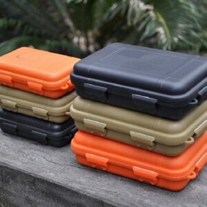 Outdoor Survival Storage Box new fishing accessories