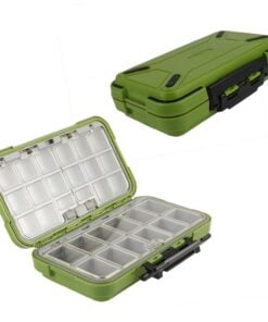 Colorful Double Layer Fishing Lure Box fishing accessories 2020