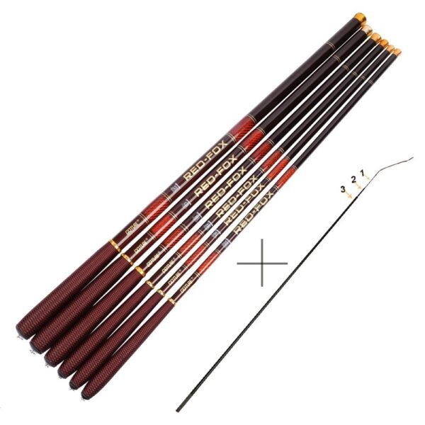 Fishing Ultralight Carbon Rods top fishing rods