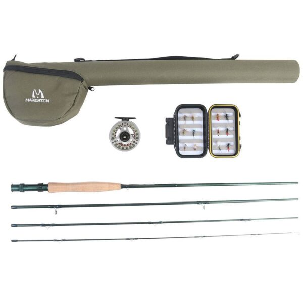 Fishing Combo Set Fishing Rods cb5feb1b7314637725a2e7: 5WT Combo 6WT Combo 8WT Combo