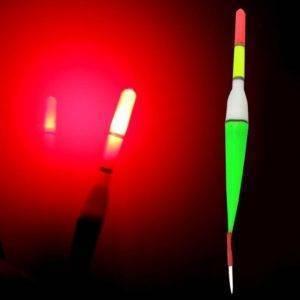 LED Fishing Electric Organic Plastic Light Float Fishing Float Brand Name: TONQUU