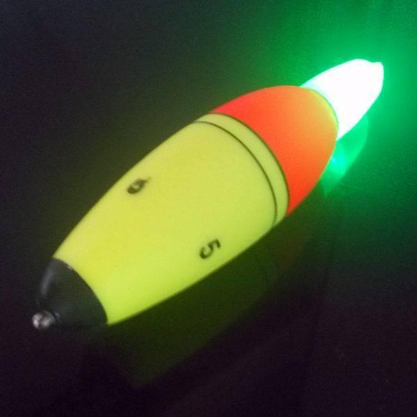 High Quality Professional Luminous Plastic Fishing Floats Set Fishing Float 694e8d1f2ee056f98ee488: 10 Pcs|3 Pcs|5 Pcs