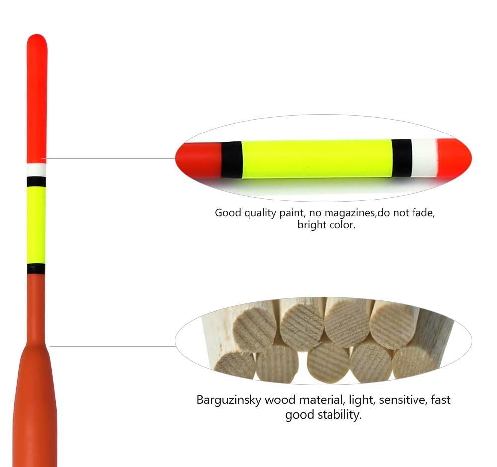 Set Color Fishing Floats 18-20.5 cm