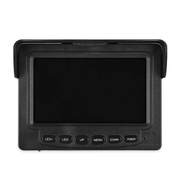 Night Vision Camera Fish Finder with Box Fishing Accessories cb5feb1b7314637725a2e7: Black