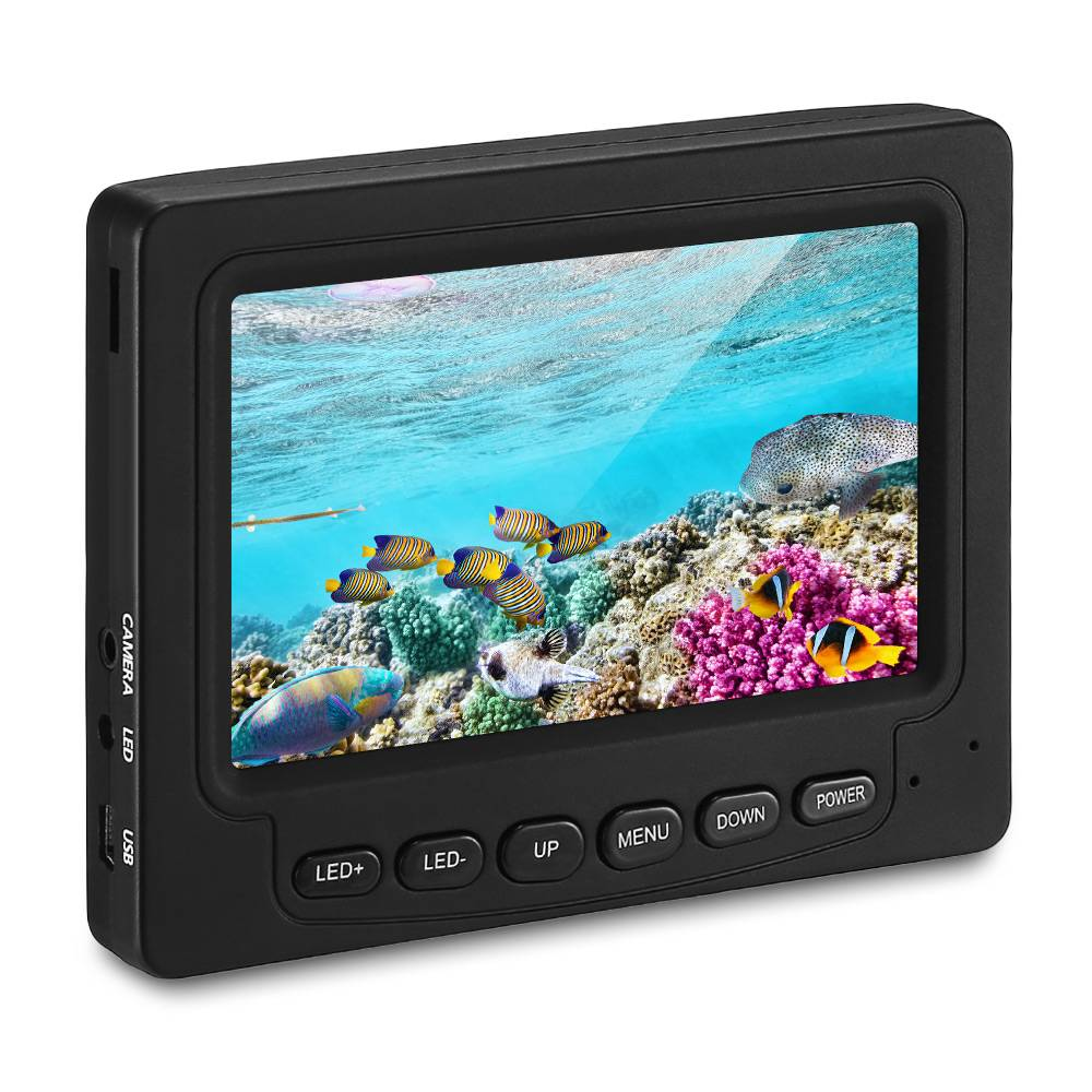 Rechargeable Wired Camera Fish Finder