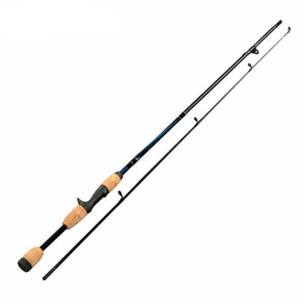2-Tips Wooden Fishing Rod Fishing Rods a1fa27779242b4902f7ae3: Casting Rod|Spinning Rod