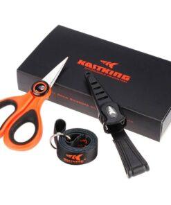 Straight Stainless Steel Fishing Scissors Fishing Accessories