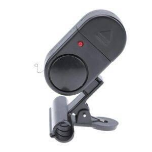 Sensitive Digital Bite Alarm Indicator Fishing Accessories cb5feb1b7314637725a2e7: Black