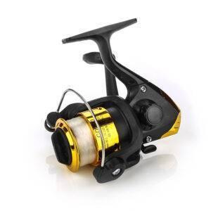 5.2:1 Ambidextrous Folding Fishing Reel Fishing Reels cb5feb1b7314637725a2e7: Random