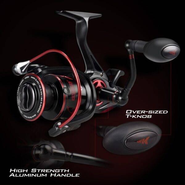 Drag Carp Fishing Reel with Extra Spool Fishing Reels 8e964068b632745785ab6f: 3000 Series|4000 Series|5000 Series|6000 Series