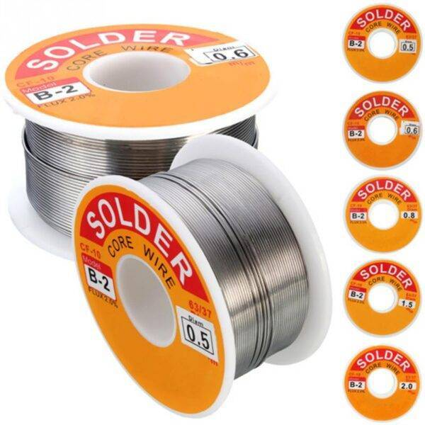 Tin Lead Alloy Solder Wire Fishing Lures b5f694488326076ff200c7: 0.5 mm / 0.02 inch|0.6 mm / 0.02 inch|0.8 mm / 0.03 inch|1.0 mm / 0.04 inch|1.5 mm / 0.06 inch|2 mm / 0.08 inch