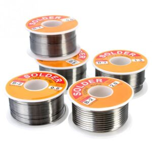 Tin Lead Alloy Solder Wire category fishing lures